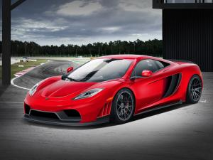 2012 McLaren MP4-12C HPE800 Twin Turbo by Hennessey